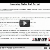 Stupid Simple Sales Call Script for Green Peas